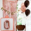 생일파티 4종세트(로즈골드)+숫자풍선(로즈골드)_0