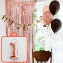 생일파티 4종세트(로즈골드)+숫자풍선(로즈골드)_1