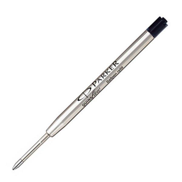 파카)볼펜심(흑 M-1.0mm) 리필심 펜심 사무용볼펜심