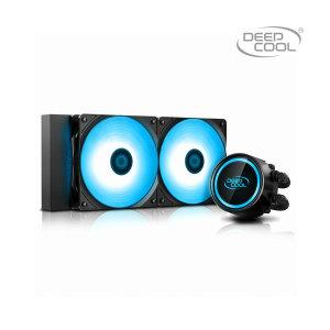 DEEPCOOL GAMMAXX L240 V2 RGB (정품 빠른배송)