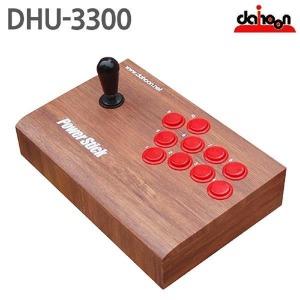 DHU-3300 조이스틱 PC/철권7/마메32/오락실게임