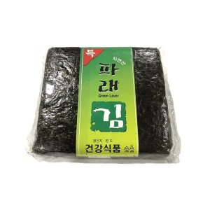 명화수산 향긋한 파래김(100장)