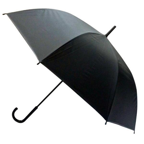 55 일회용 우산(블랙)