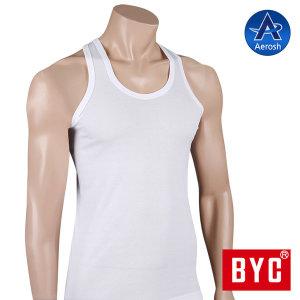 BYA1117 쿨 기능성 에어로쉬 스포츠 남성 런닝 셔츠