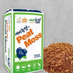 깨비농장의 화이트 피트모스 250L/블루베리분갈이흙