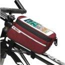 자전거 탑튜브 생활방수 가방 249  B SOUL프레임가방