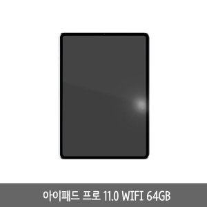애플 아이패드 프로 3세대 11.0 WiFi 64GB/cy