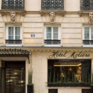 |카드할인 10프로| 파리호텔 몰리에르 호텔