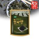 올리브 녹차 돌자반김 70g    /재래김/가루김/식탁김