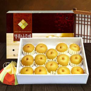 나주배 선물세트 7.5kg 선물용특품(13-15과)중과