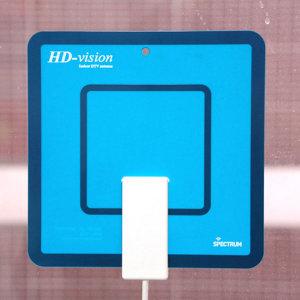 HD-Vision 케이블 일체형 지상파 실내용 DTV 안테나