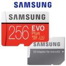 갤럭시 노트8 메모리카드 EVO플러스 마이크로SD 256GB