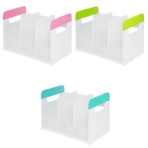 3단 책꽂이 3가지 색상중 택일