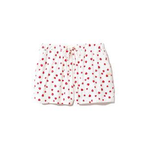 젤라토피케 레이온 딸기 숏 팬츠