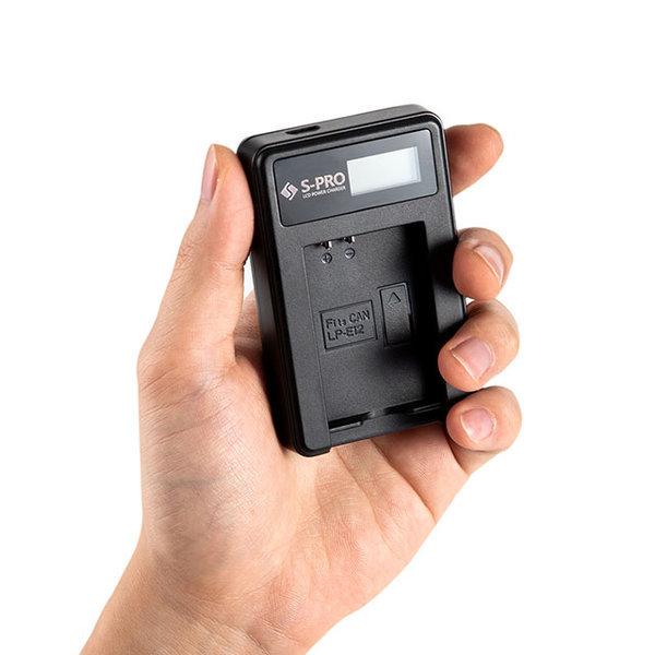 SPRO 소니 NP-F970 F960 TR3 FX1E 190P 배터리 충전기