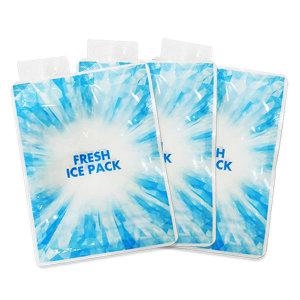 아이스원 아이스팩 프레쉬 반제품 15-20 500매 얼음팩