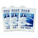 아이스원 아이스팩 나일론 반제품 25-38 500매 얼음팩