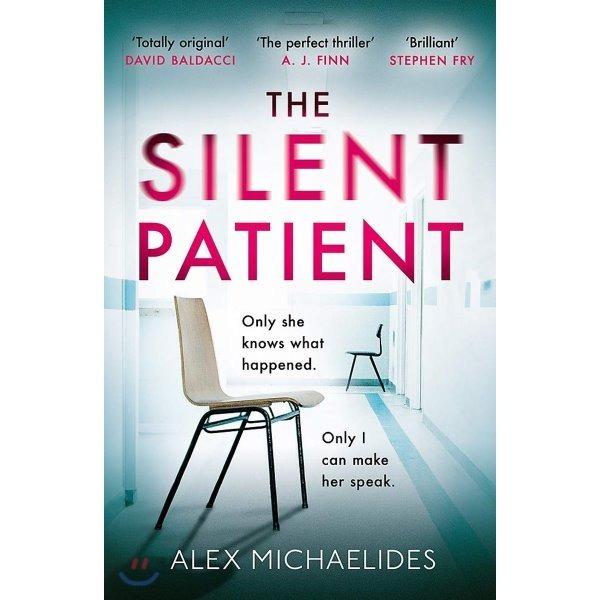 Silent Patient  Alex Michaelides