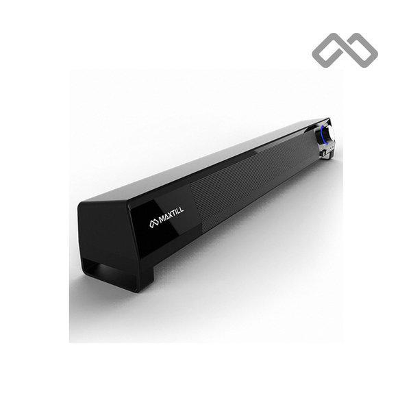 SB-100 블랙 USB 사운드바 스피커 (정품 빠른배송)