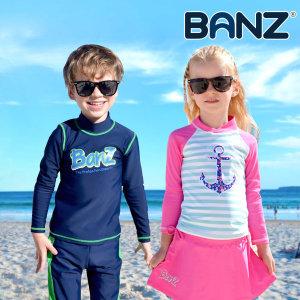유아동 UV 수영복-앵커반즈 투피스