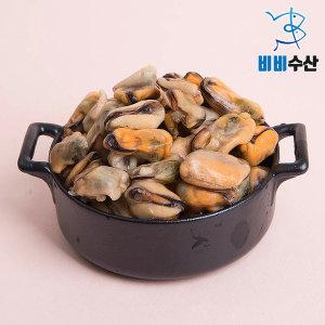 국내산 홍합살 500g(원물1.5kg이상)