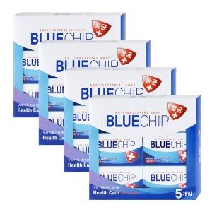 블루칩헬스케어 100g 5입x4팩(총20개)