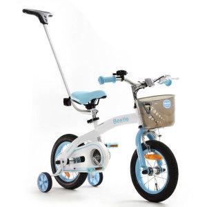 12인치 어린이 보조바퀴체인자전거 3살 4살 유아용