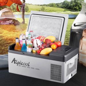 ALPICOOL 알피쿨 차량용 가정용 냉장고 APP 연동 C20L
