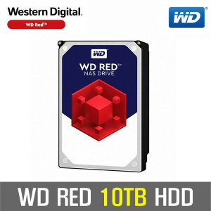 WD RED 10TB NAS HDD WD100EFAX +WD正品 공식판매점+