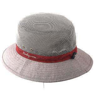 (현대Hmall) 불레부 골프모자  블랙풀메쉬햇 톤앤톤 페도라 스타일의 햇