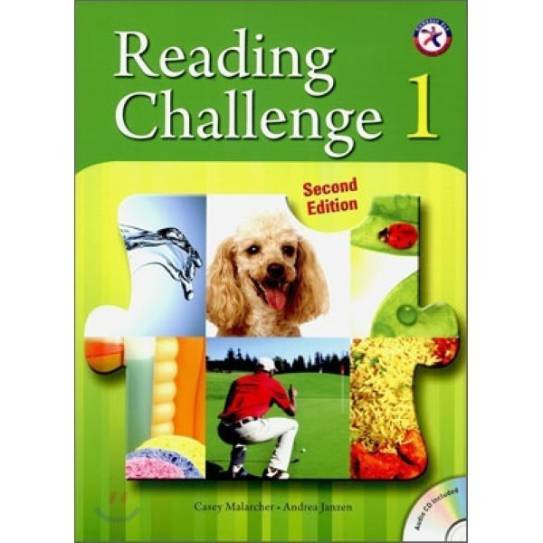 Reading Challenge 1 : Student s Book with Audio CD  2 E