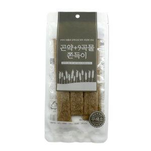 쫀드기 코리아푸드 곤약 9곡물 쫀득이 100g