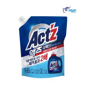 액츠 퍼펙트 액체세제 세탁세제 2.2L 베이킹소다