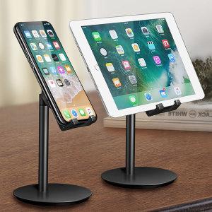 핸드폰거치대 휴대폰 스마트폰 태블릿 STEELIE-S1 블랙