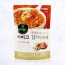 비비고 김치낙지죽 450g(파우치)
