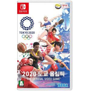 뉴클리어(닌텐도 스위치) 2020 도쿄 올림픽 (한글판)