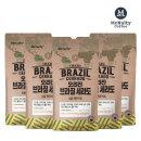 브라질 NY.2 오리진 로스팅원두커피 1kgX5개