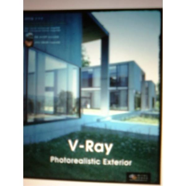 V-Ray Photorealistic Exterior :(책+JoyCG 유료 강좌 쿠폰+CD:1)