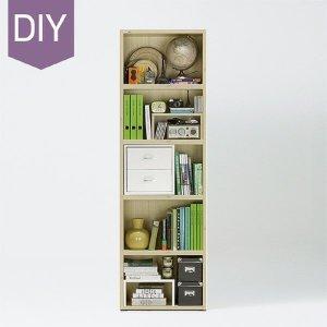 샘 책장 5단 65cm DIY(컬러 택1)