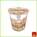 컵밥 컵반 캠핑 혼밥 간식 우리쌀 컵 누룽지 30gx12컵