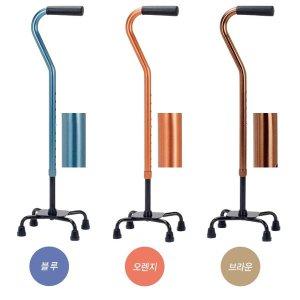 (마키테크코리아) 컬러 4발 지팡이(AQ-30)