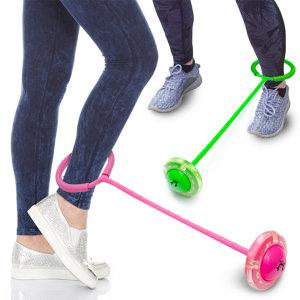 브리사 다이어트 발목 줄넘기 발줄넘기 일반형