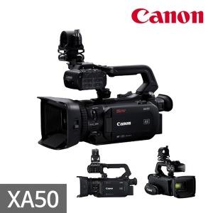 XA50 정품 필터+융증정 캐논4K캠코더/CS