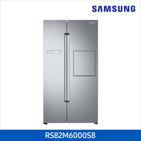 E   한정판매  삼성 양문형냉장고 RS82M6000S8