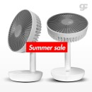 G-FAN TABLER 지팬 테이블러 휴대/탁상용선풍기 화이트