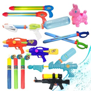 1+1 물총 초특가/유아물총/워터건 /물놀이/대형물총
