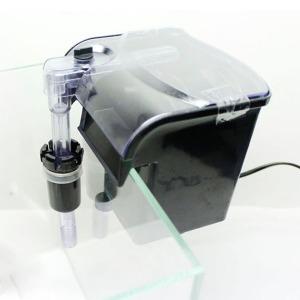 해양 걸이식여과기 HY-602 여과재 포함세트(30~40cm)