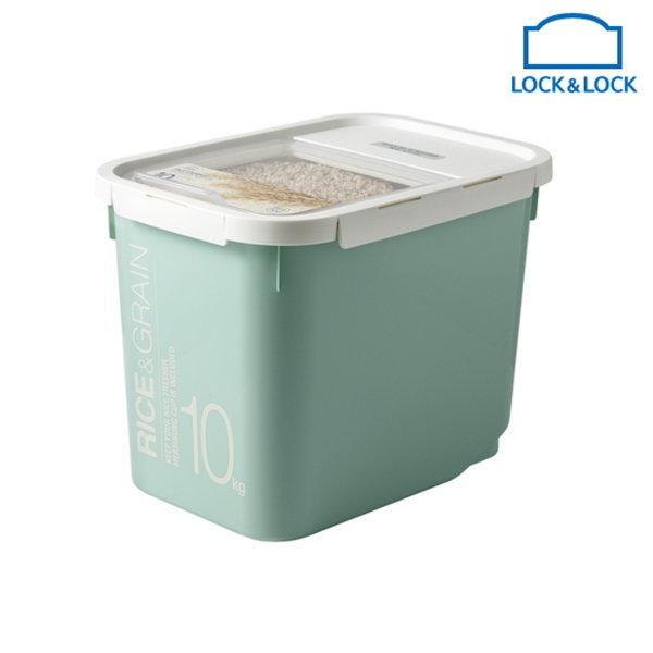락앤락 쌀통 10KG+계량컵+제습제