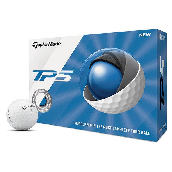 테일러메이드 TP5 TP5X 5피스 골프공/로고볼인쇄