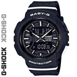CASIO 지샥 BGA-240-1A1 베이비지 BABY-G 러닝메이트 디지털 시계